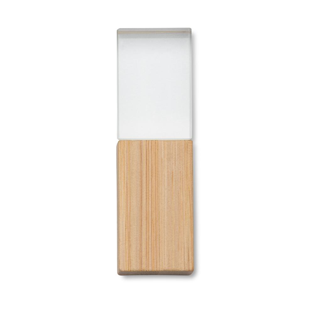 Pen Drive Cristal Bambu 4GB/8GB