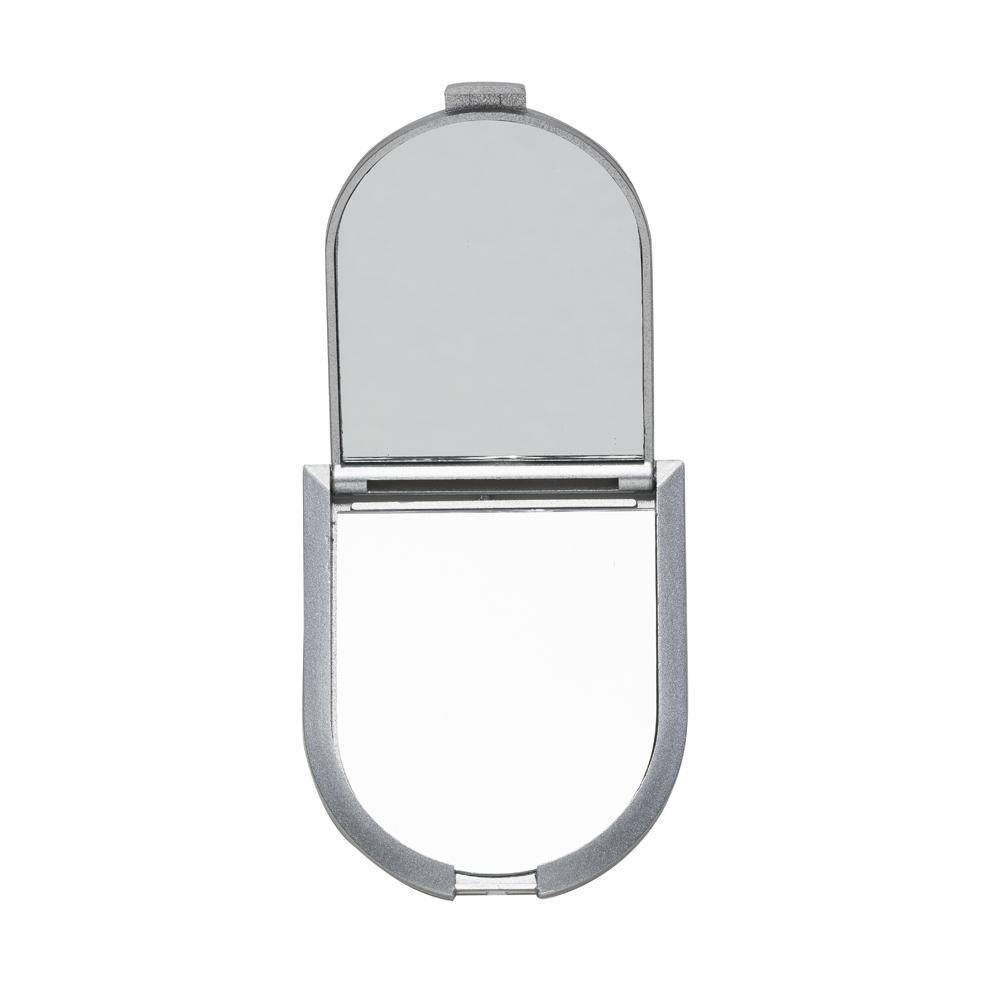 Espelho Plástico Duplo Com Aumento-10086