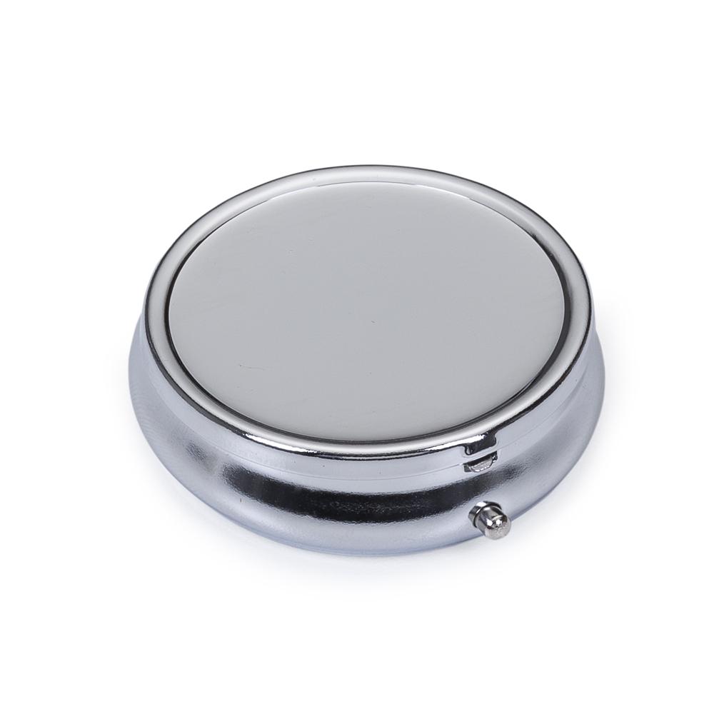 Porta Comprimido Metal-12675