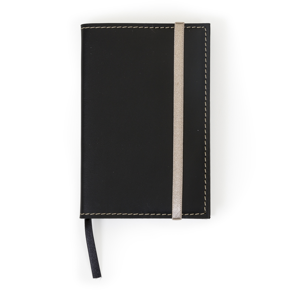 Caderneta tipo Moleskine-13129