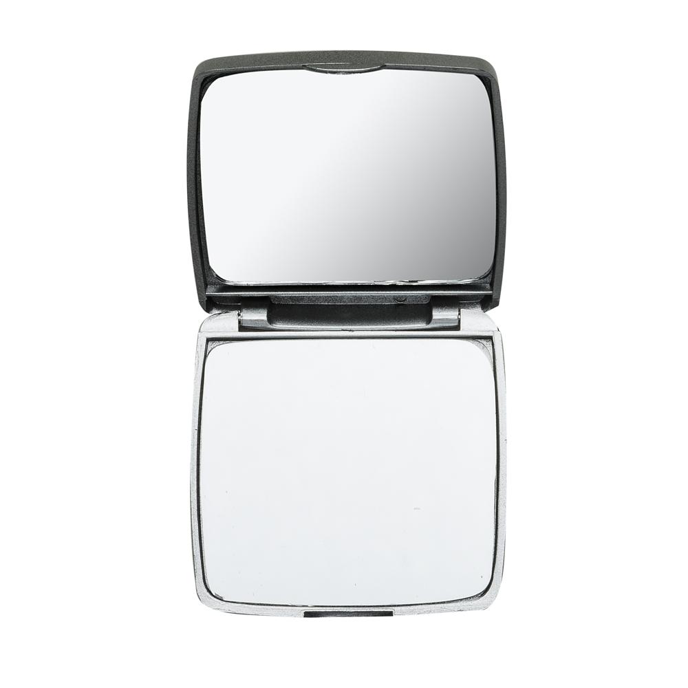 Espelho Plástico Duplo Sem Aumento-02634