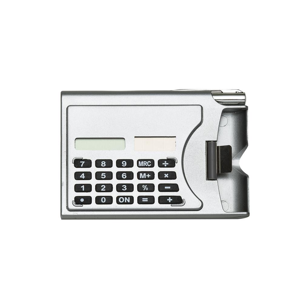 Calculadora Plástica Porta Cartão-03919