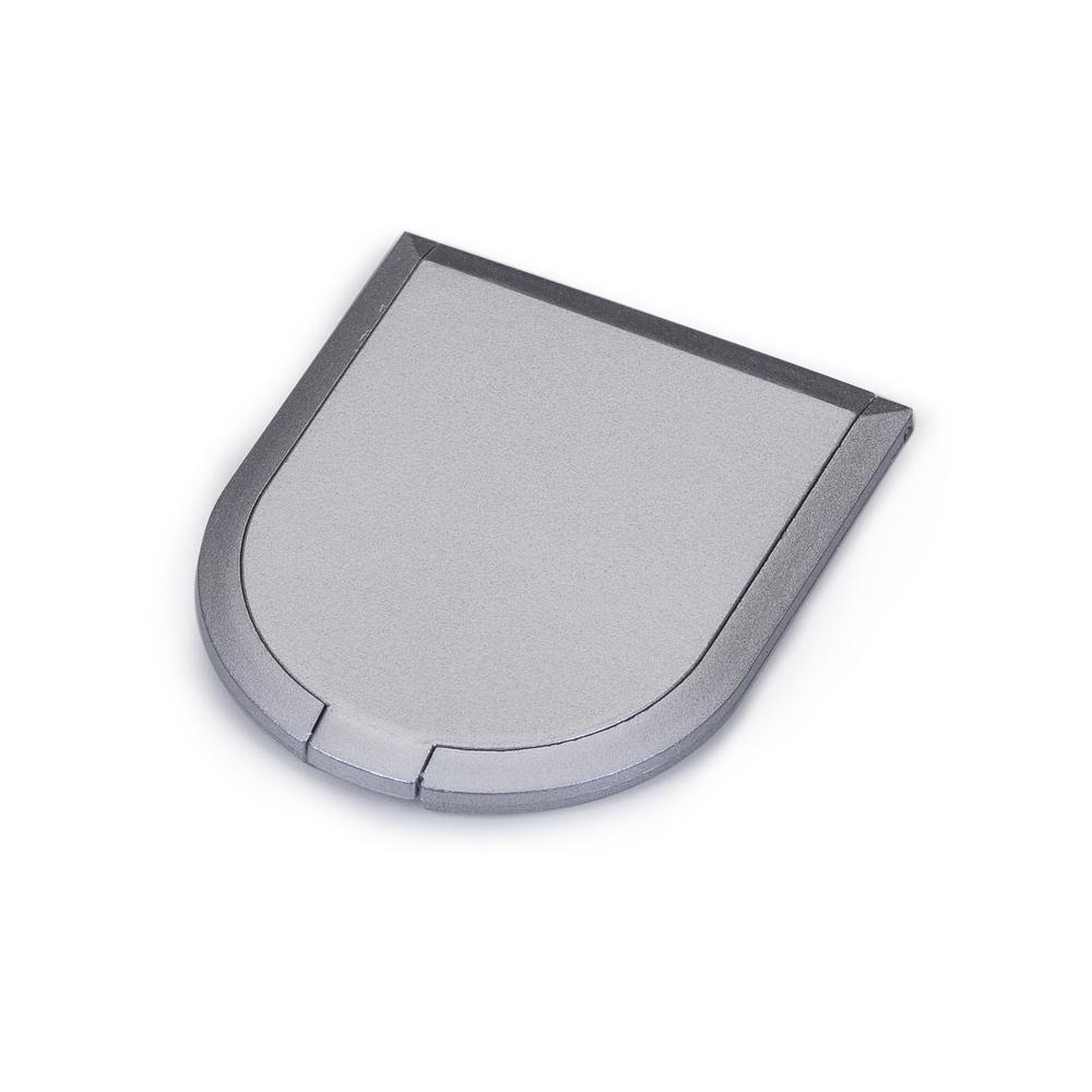 Espelho Plástico Duplo sem Aumento-04253