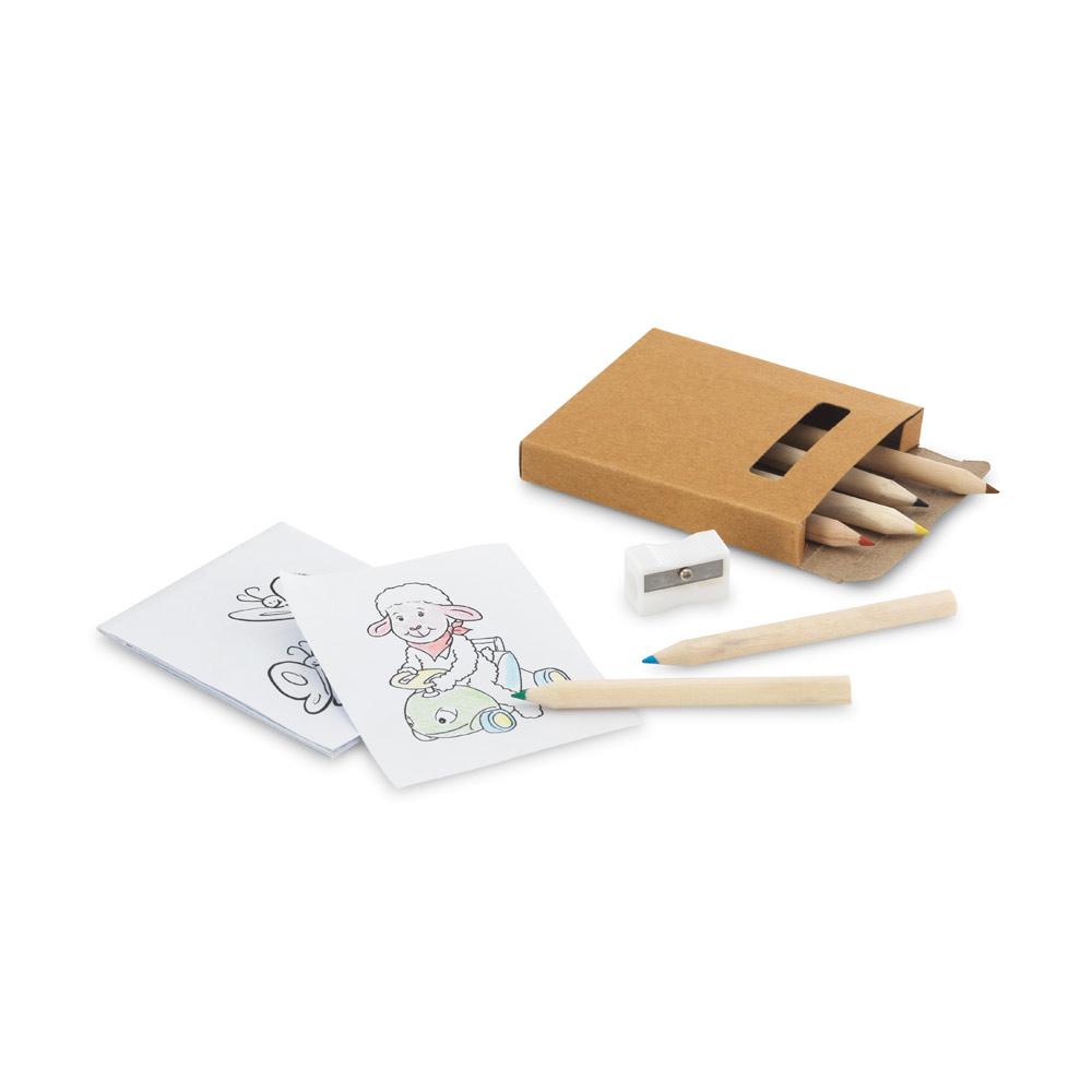 Kit para pintar  ANIM-51758