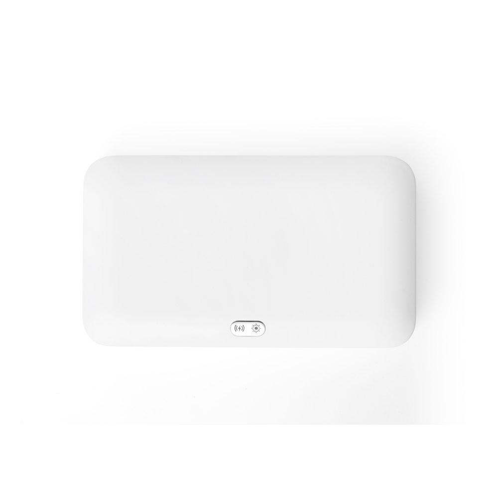 Caixa esterilizadora UV com carregador wireless Fast GERMOUT