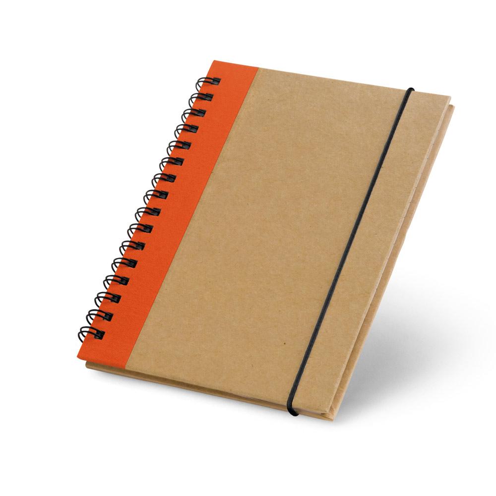 Caderno capa dura