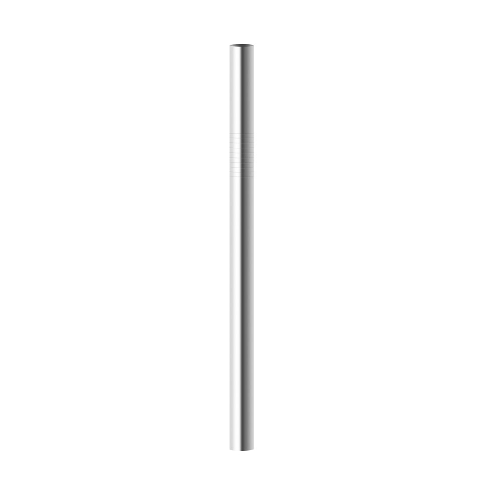 Canudo. Aço inox-94094