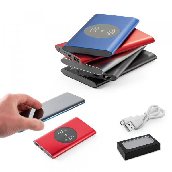 Bateria portátil e carregador wireles-97078