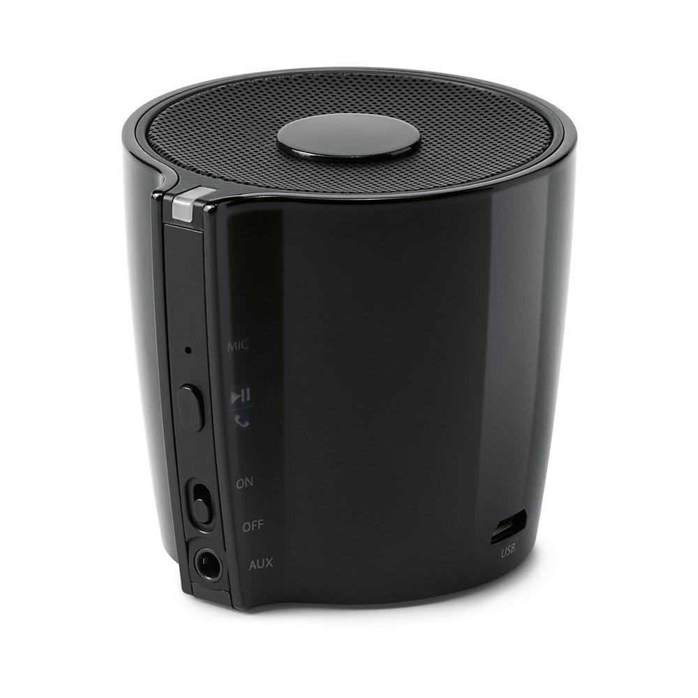 Caixa de som com microfone-97257