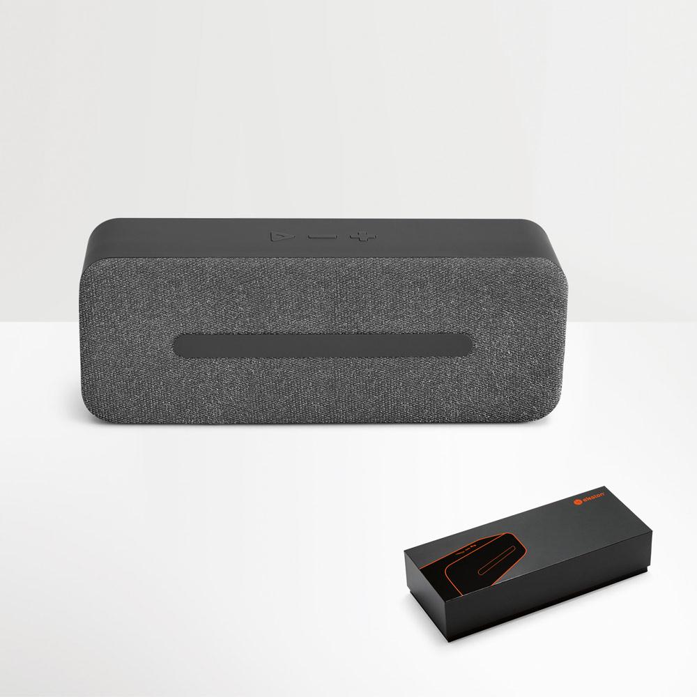 Caixa de som com microfone-97258