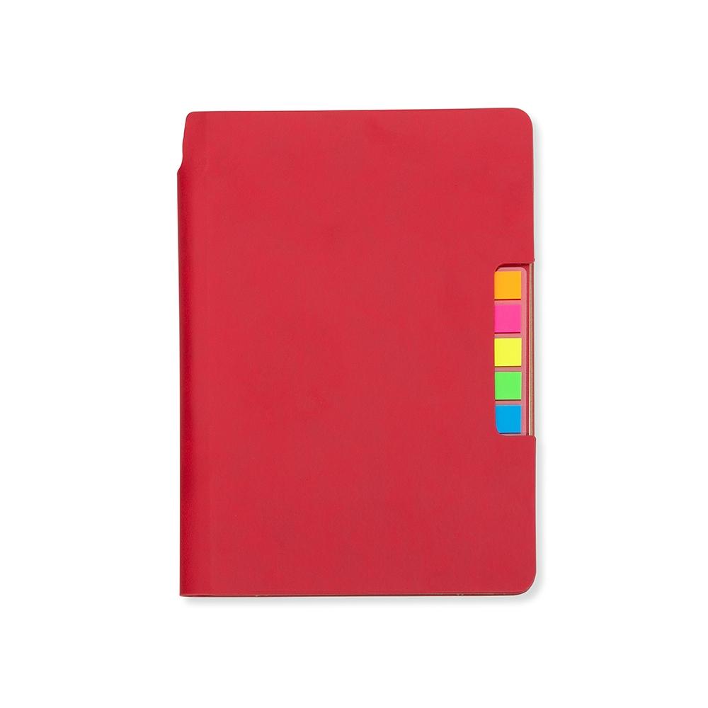 Caderno com autoadesivo-14413