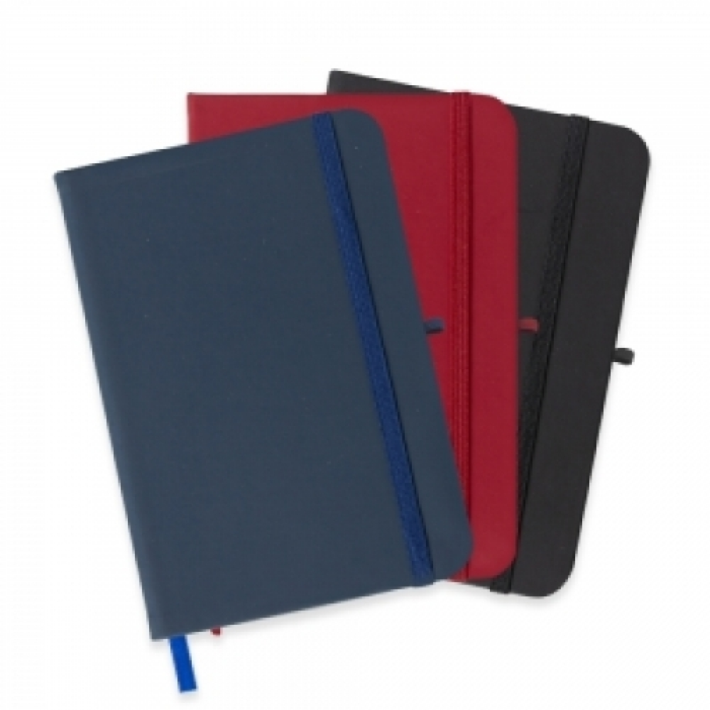 Caderneta tipo Moleskine-12515S