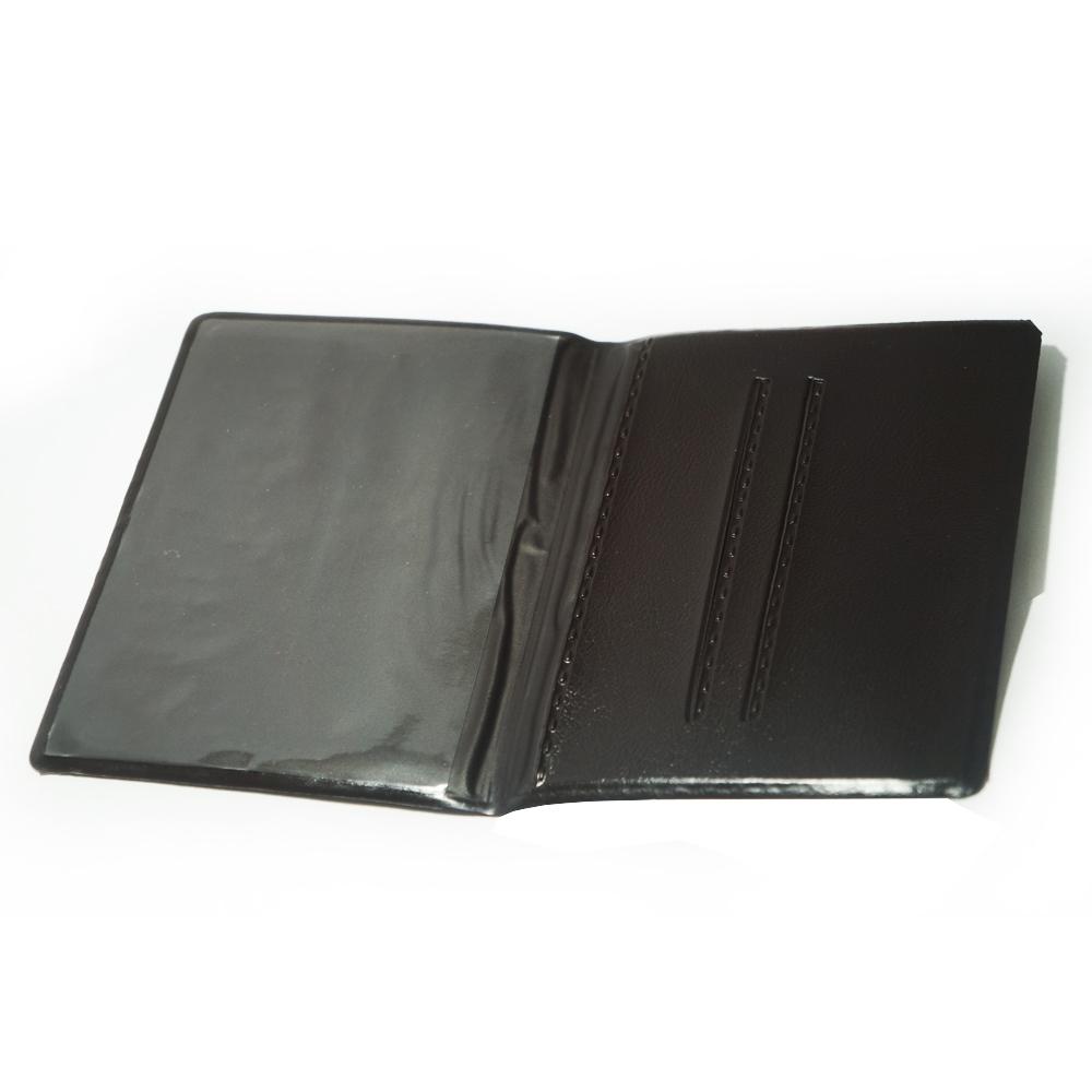 Carteira Porta Documento em Couro Sintético-13404