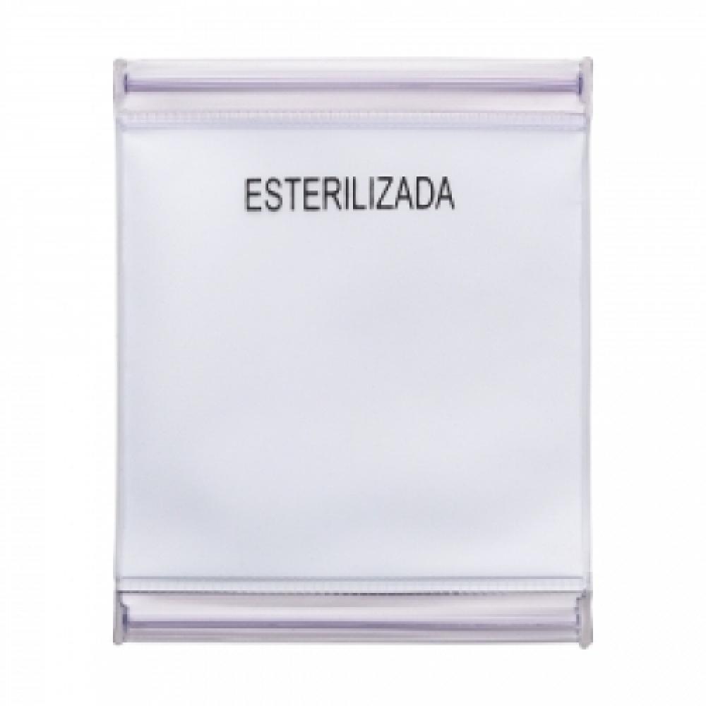 Envelope Plástico Duplo para Máscaras-14474