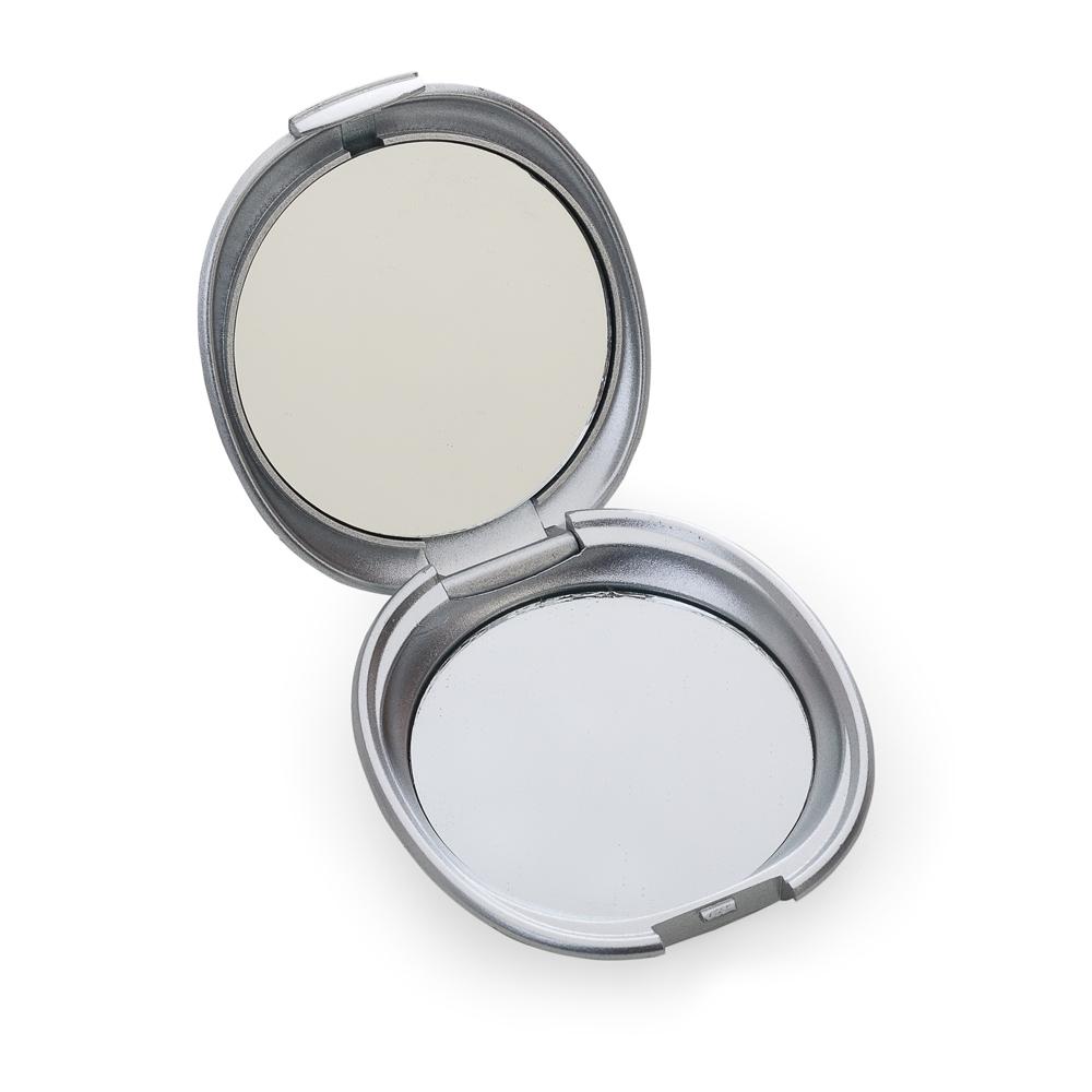 Espelho Plástico Duplo Sem Aumento-12577