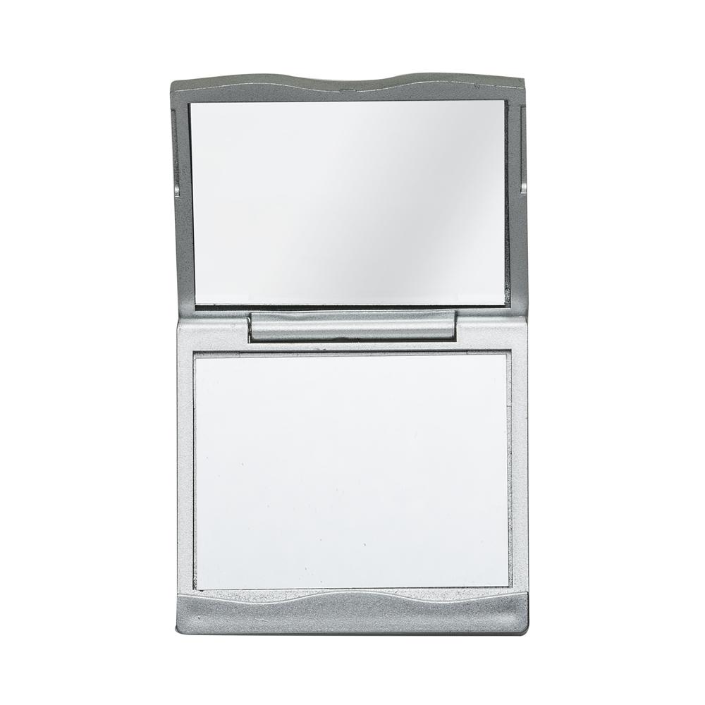Espelho Plástico Duplo com Aumento-01764