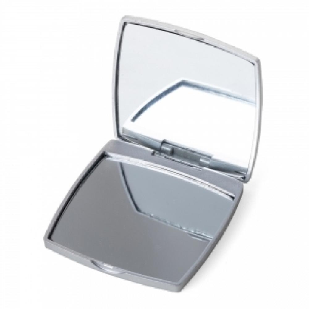 Espelho Plástico Duplo Sem Aumento-18607