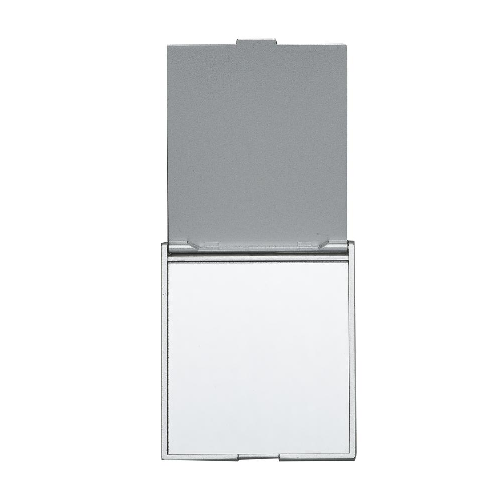 Espelho plástico Retangular Sem Aumento-00250