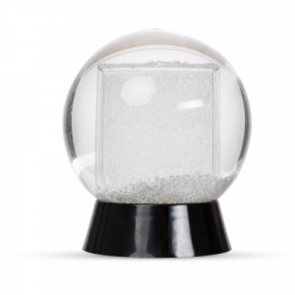 Globo de Neve Plástico-13823
