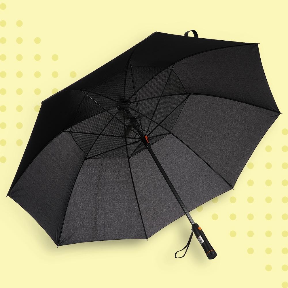 Guarda-Chuva com Ventilador