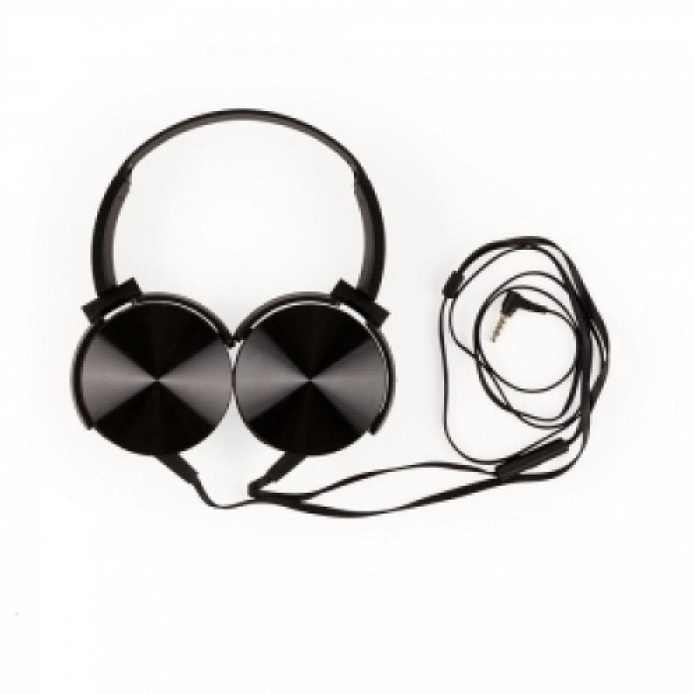 Headfone Bass Estéreo com Microfone-P@02065