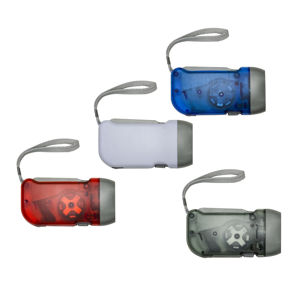 Lanterna Plástica Dínamo-01291