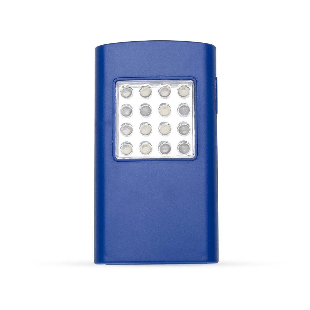 Lanterna Plástica com Imã-12906