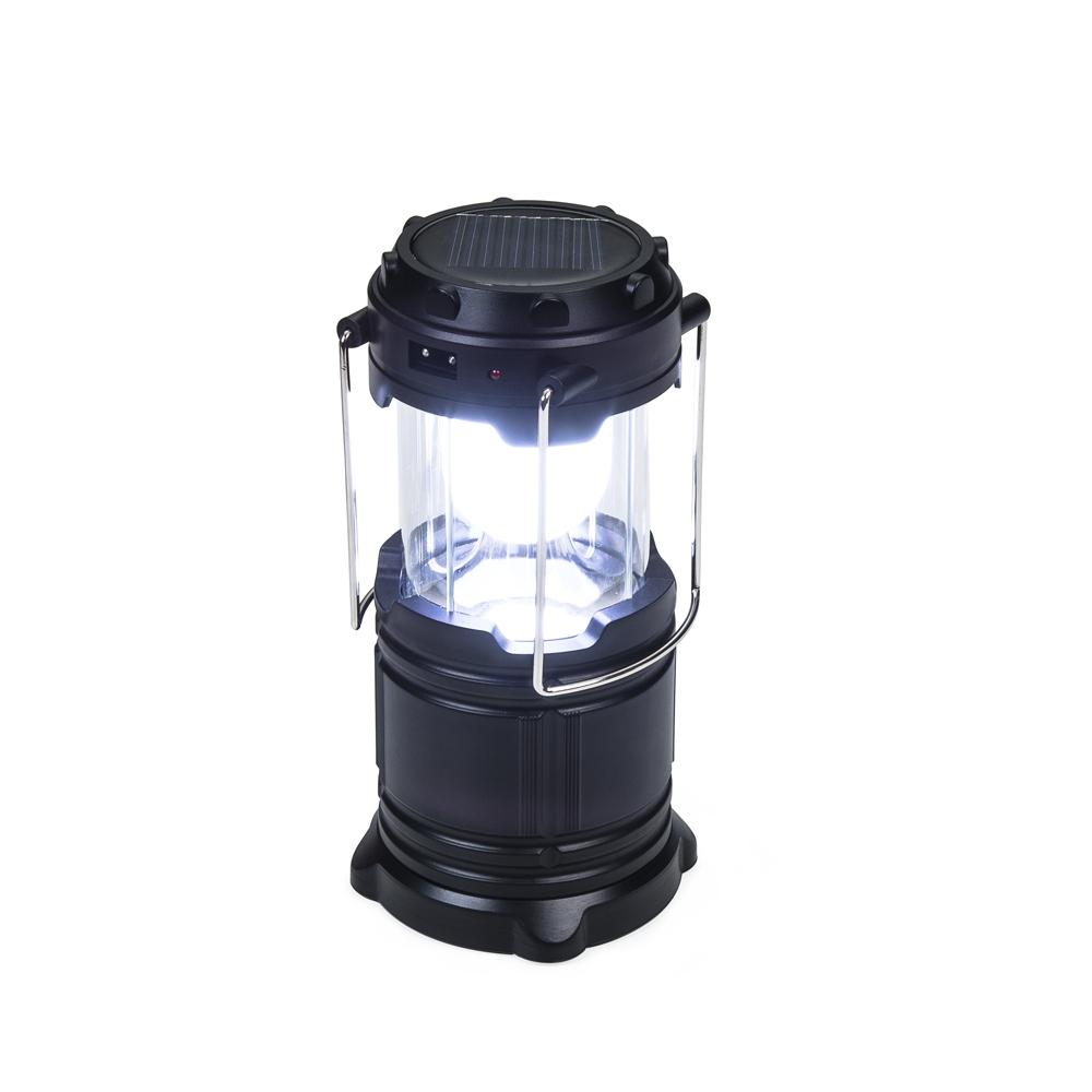 Lanterna Plástica Led Recarregável-13247