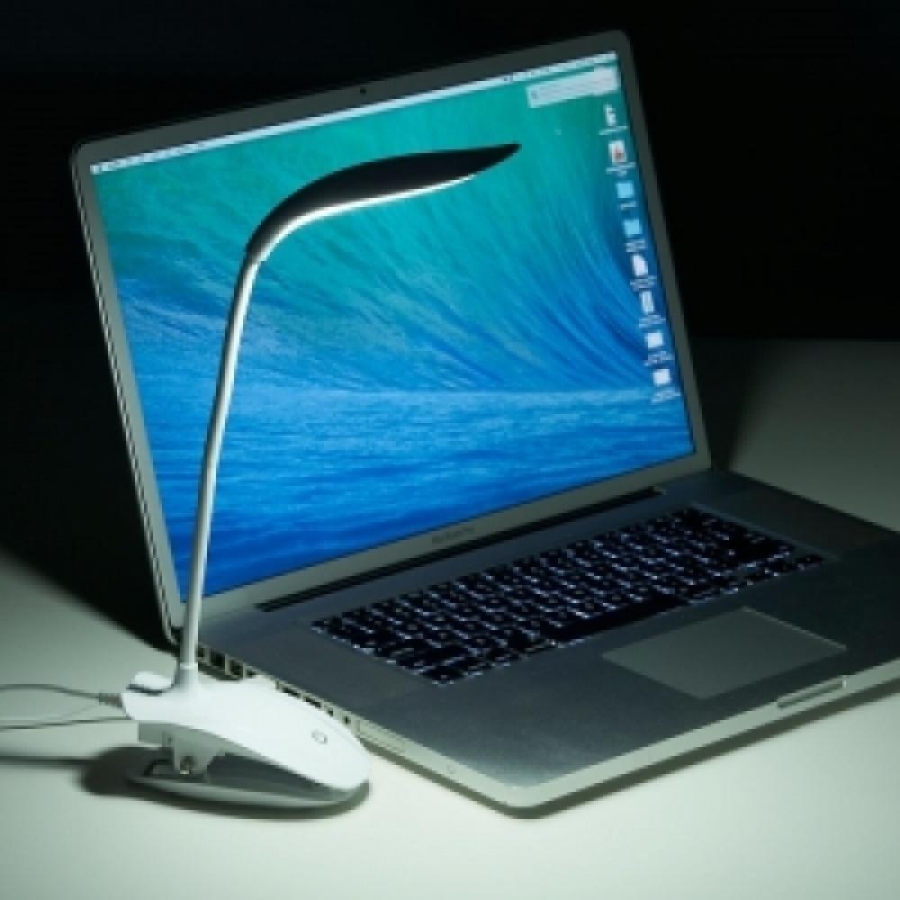 Luminária Articulável 16 Leds USB