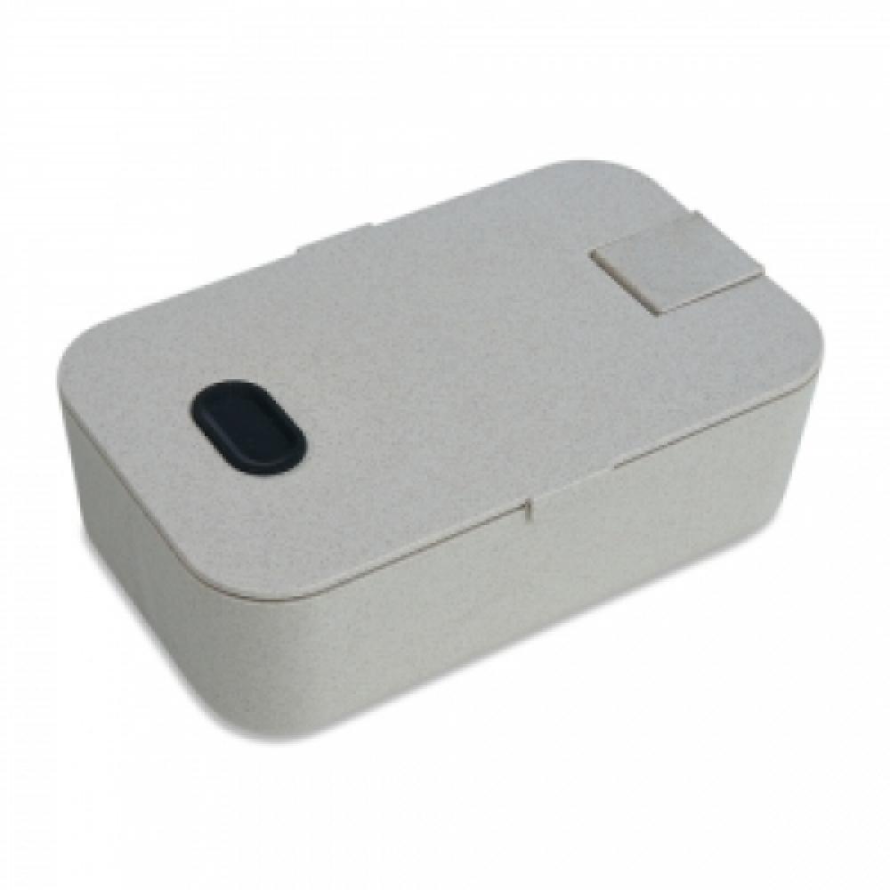 Marmita Plástica com Suporte Celular e Divisória-14304