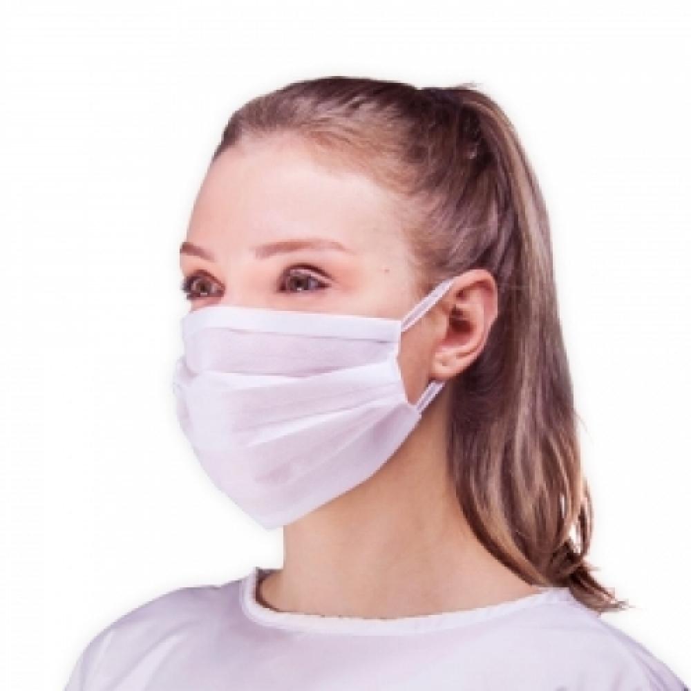 Máscara Descartável SMS Camada Tripla-14456