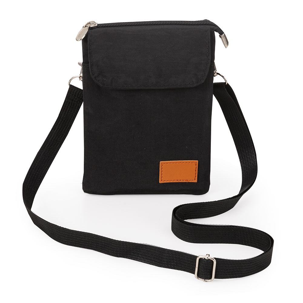 Mini Bolsa Transversal de Nylon-01227