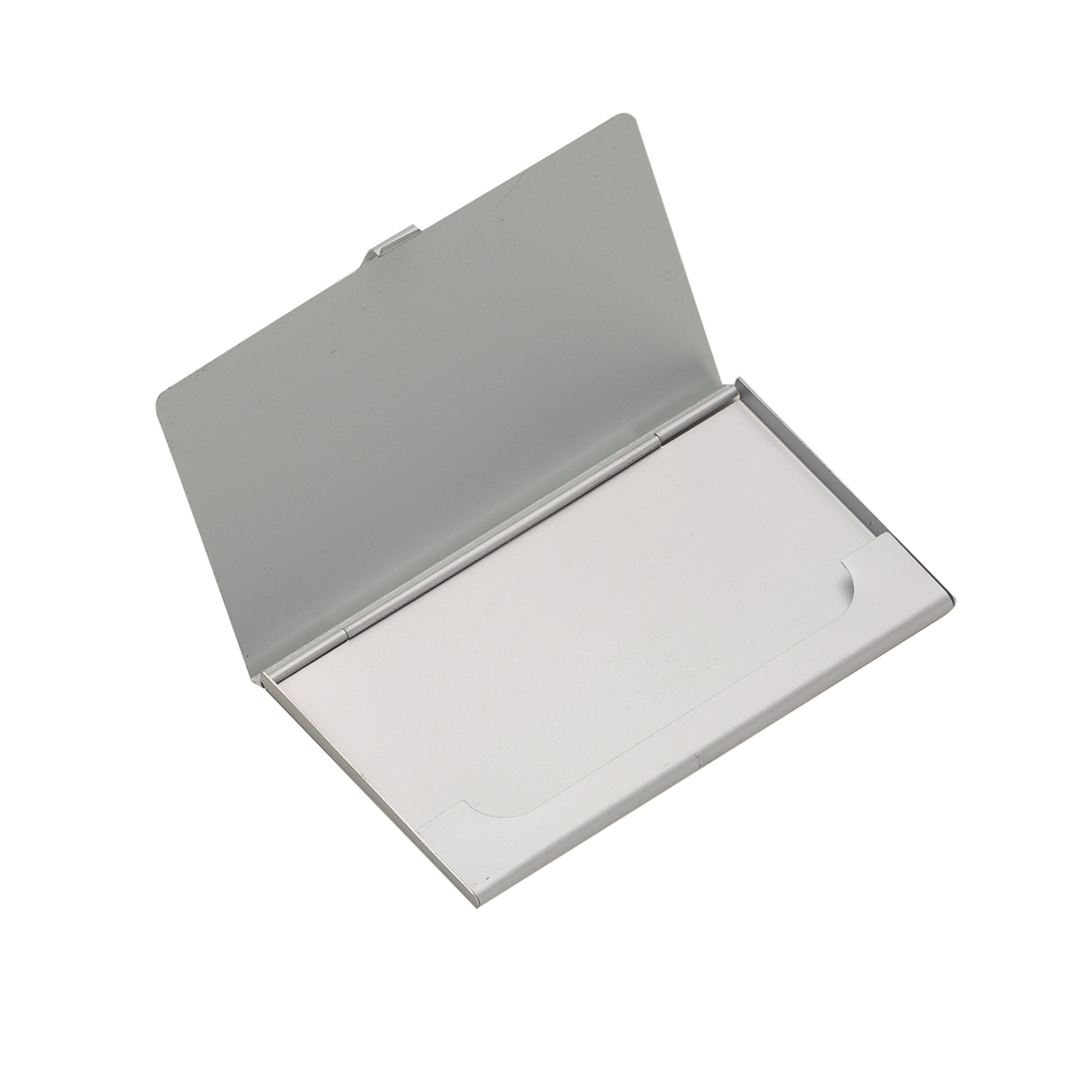 Porta Cartão Alumínio-02249