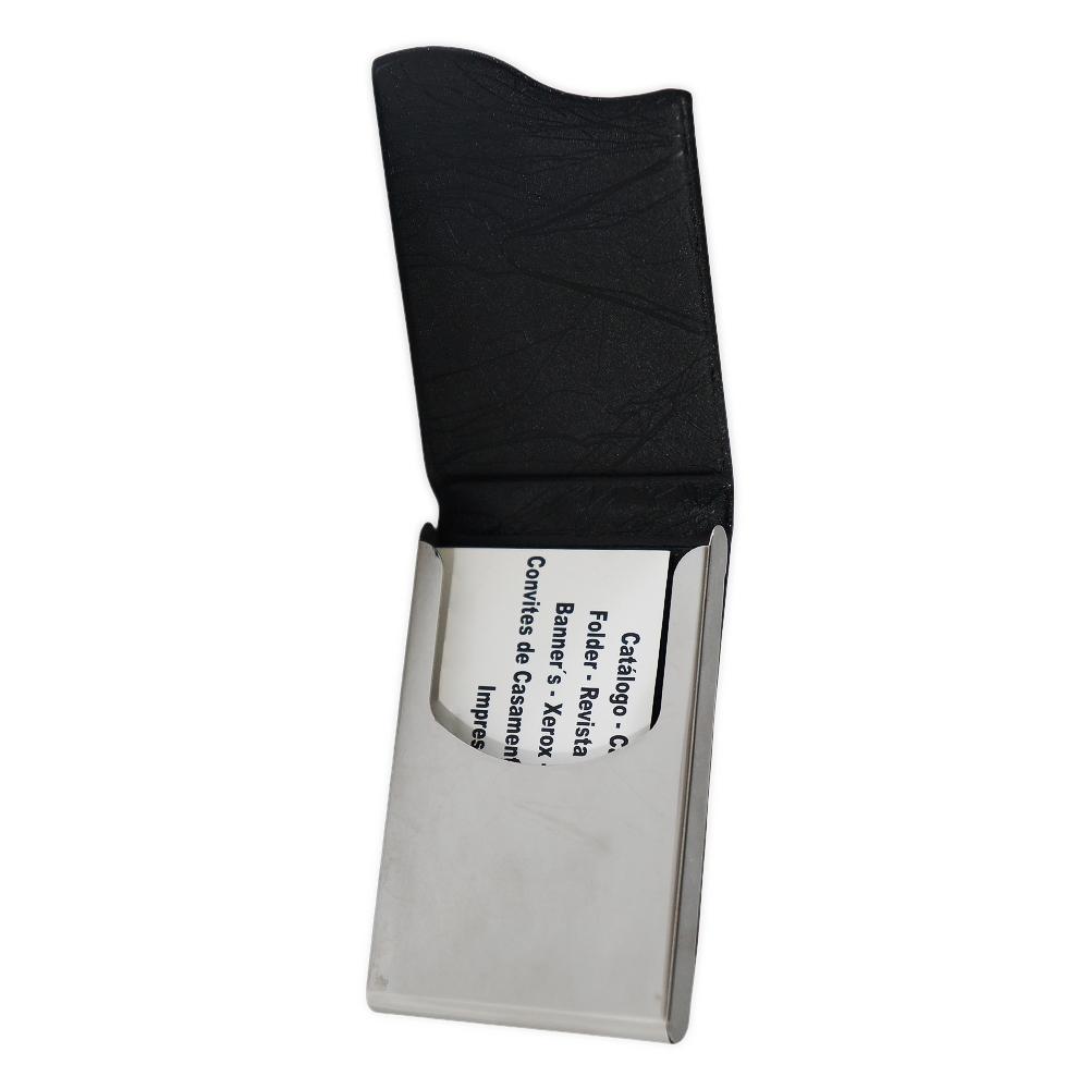 Porta Cartão Couro Sintético-13662