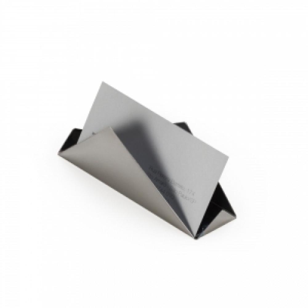 #Porta Cartão Inox-13729