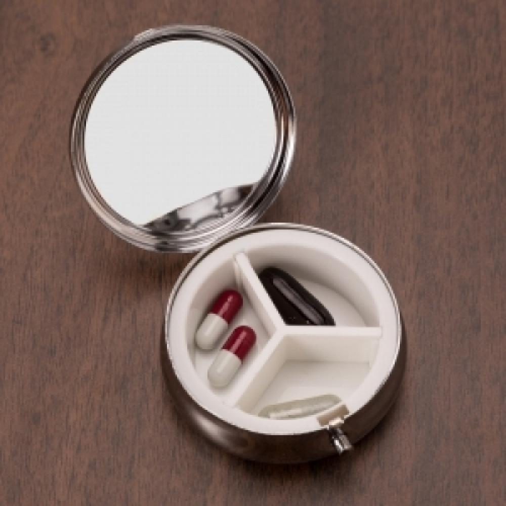 Porta Comprimido Metal-13769