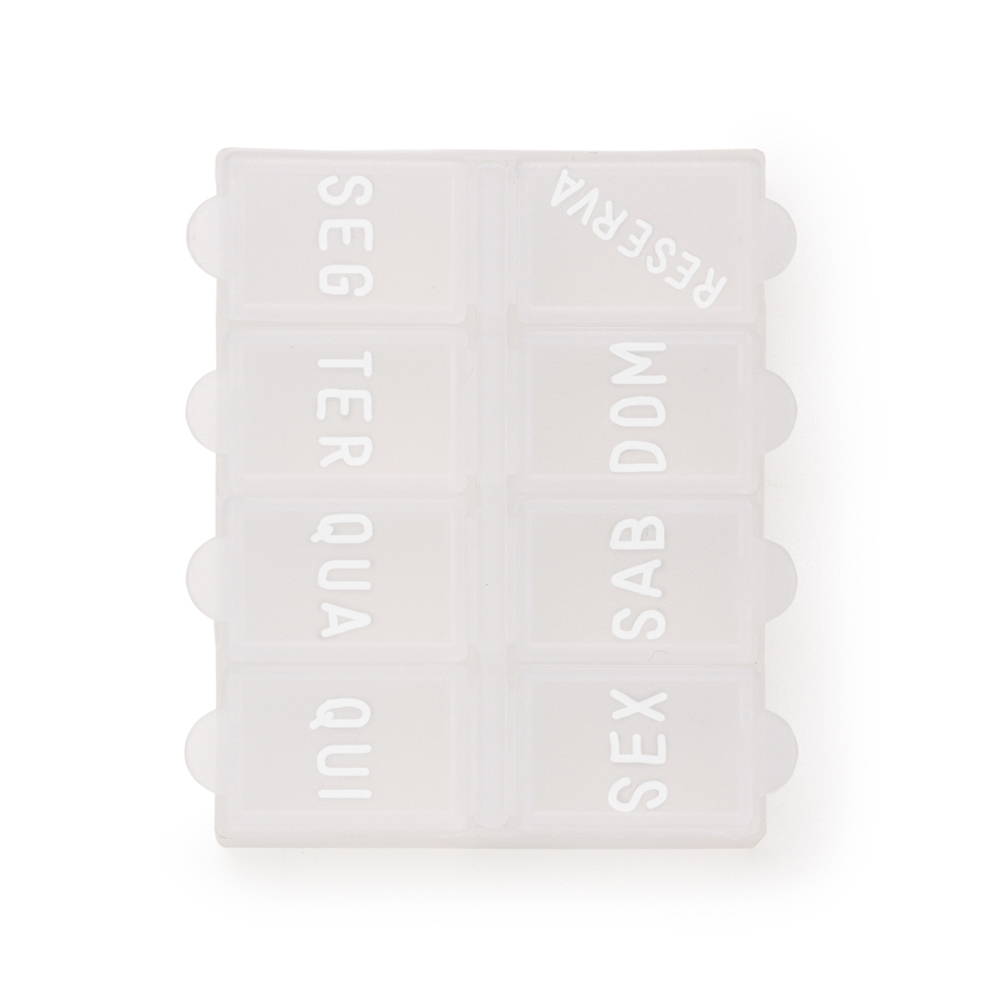 Porta Comprimidos Semanal-13592