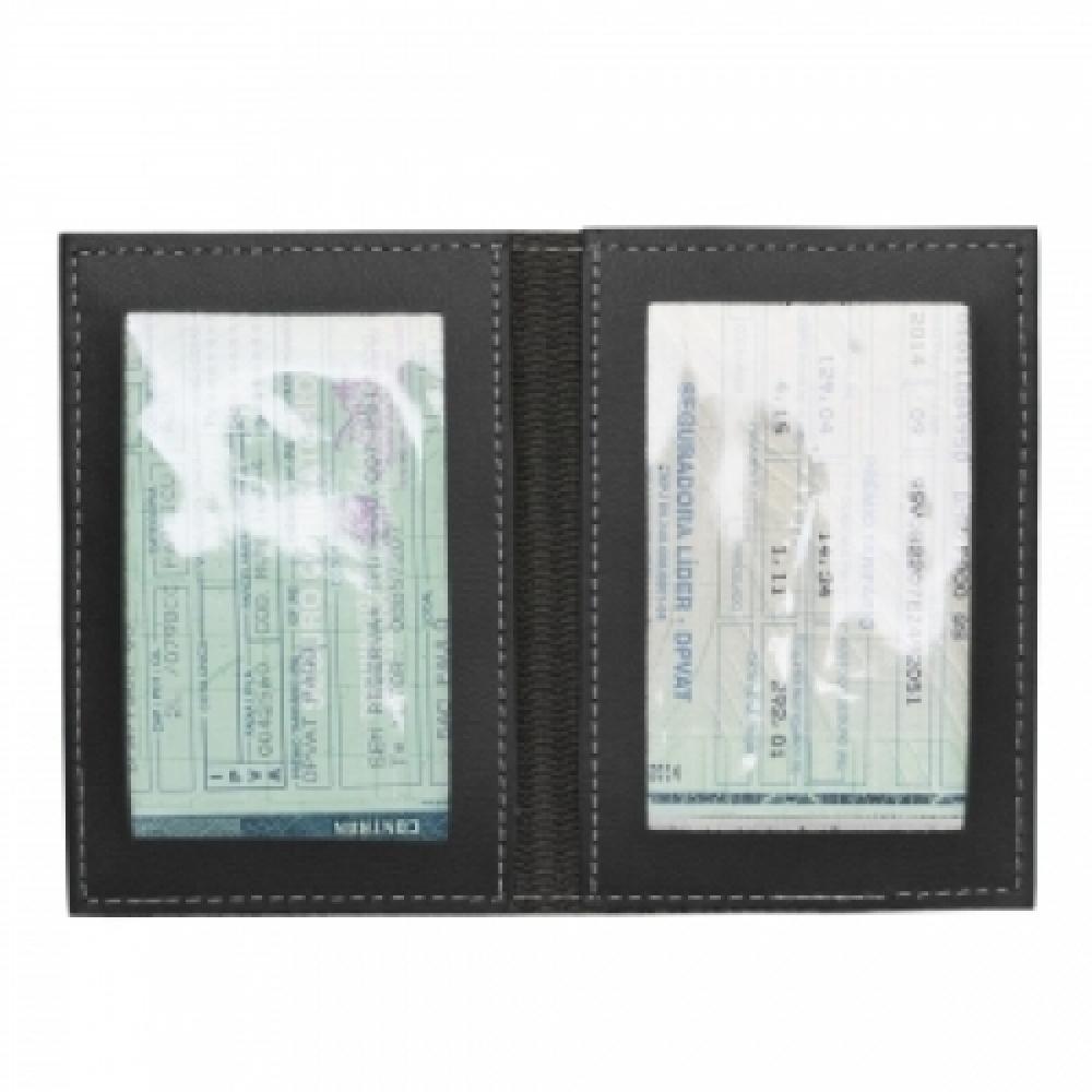Porta Documento em Couro Sintético-13468