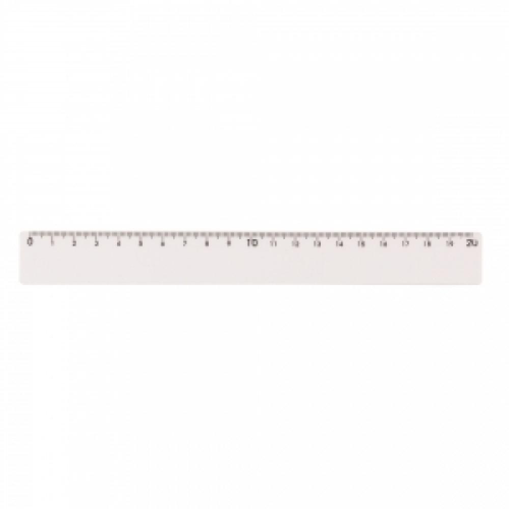 Régua Plástica 20cm-13724