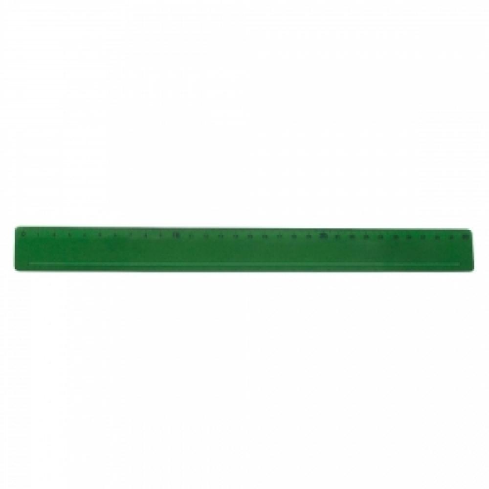 Régua Plástica PET 30cm-13763PET