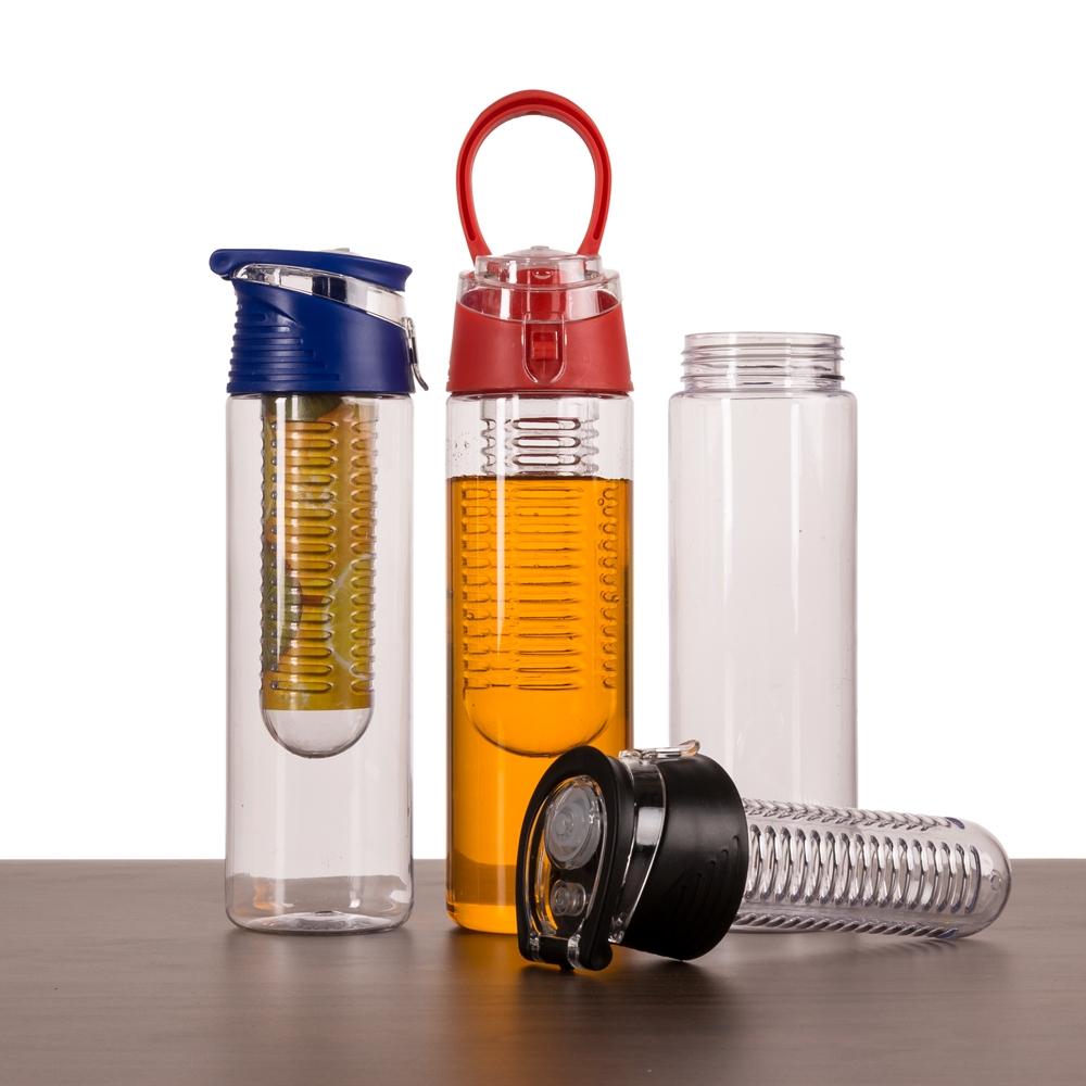 Squeeze Plástico 700ml com Infusor-13764