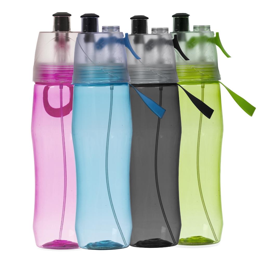 Squeeze Plástico 700ml com Borrifador -0740B