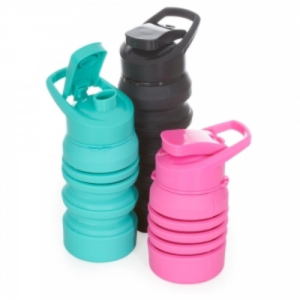 Squeeze Plástico Retrátil 500ml-P@14438