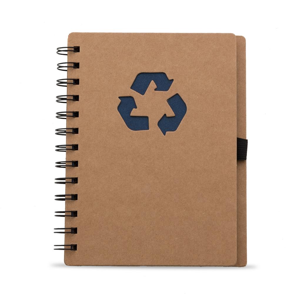 Bloco de Anotações Ecológico