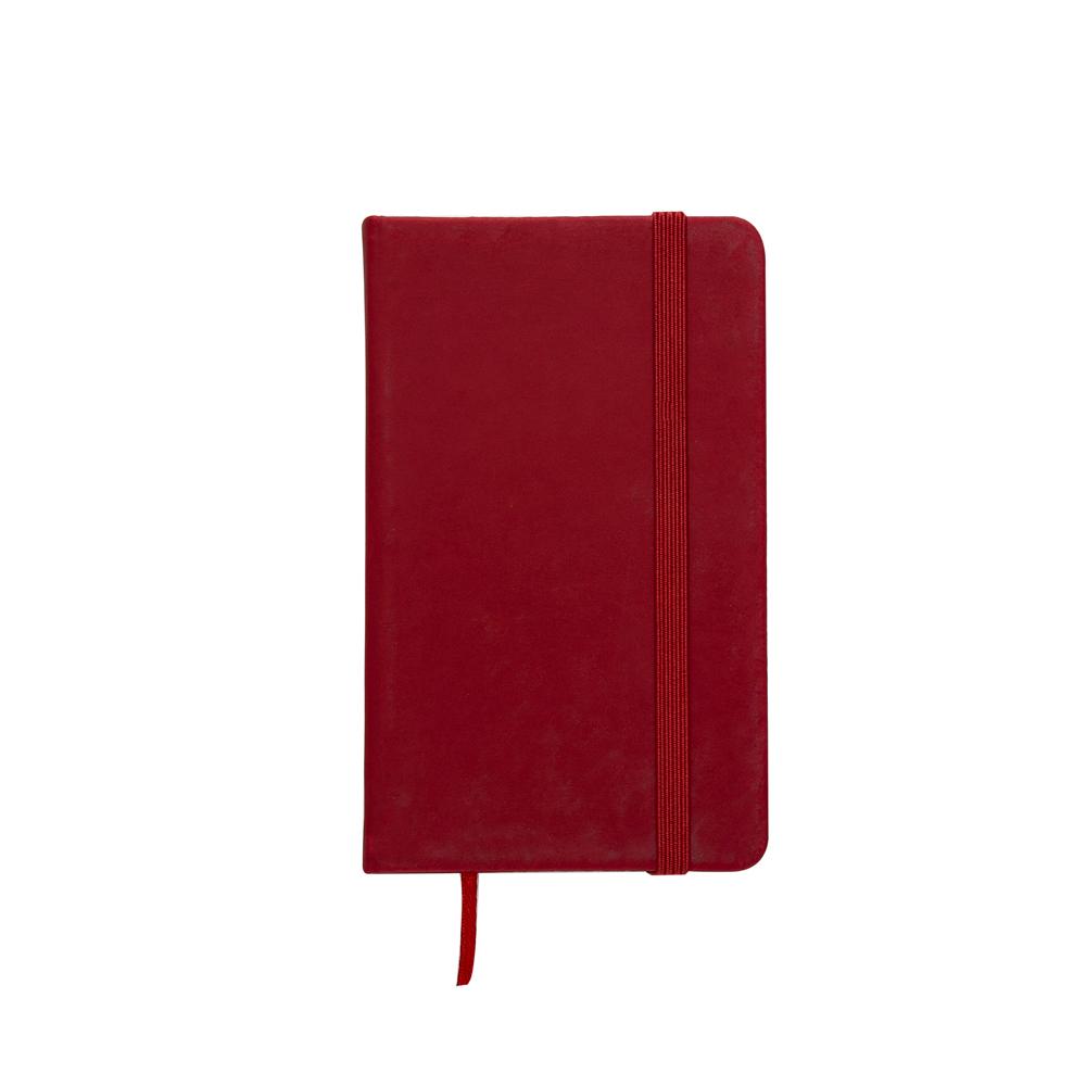 Caderneta tipo Moleskine-12513