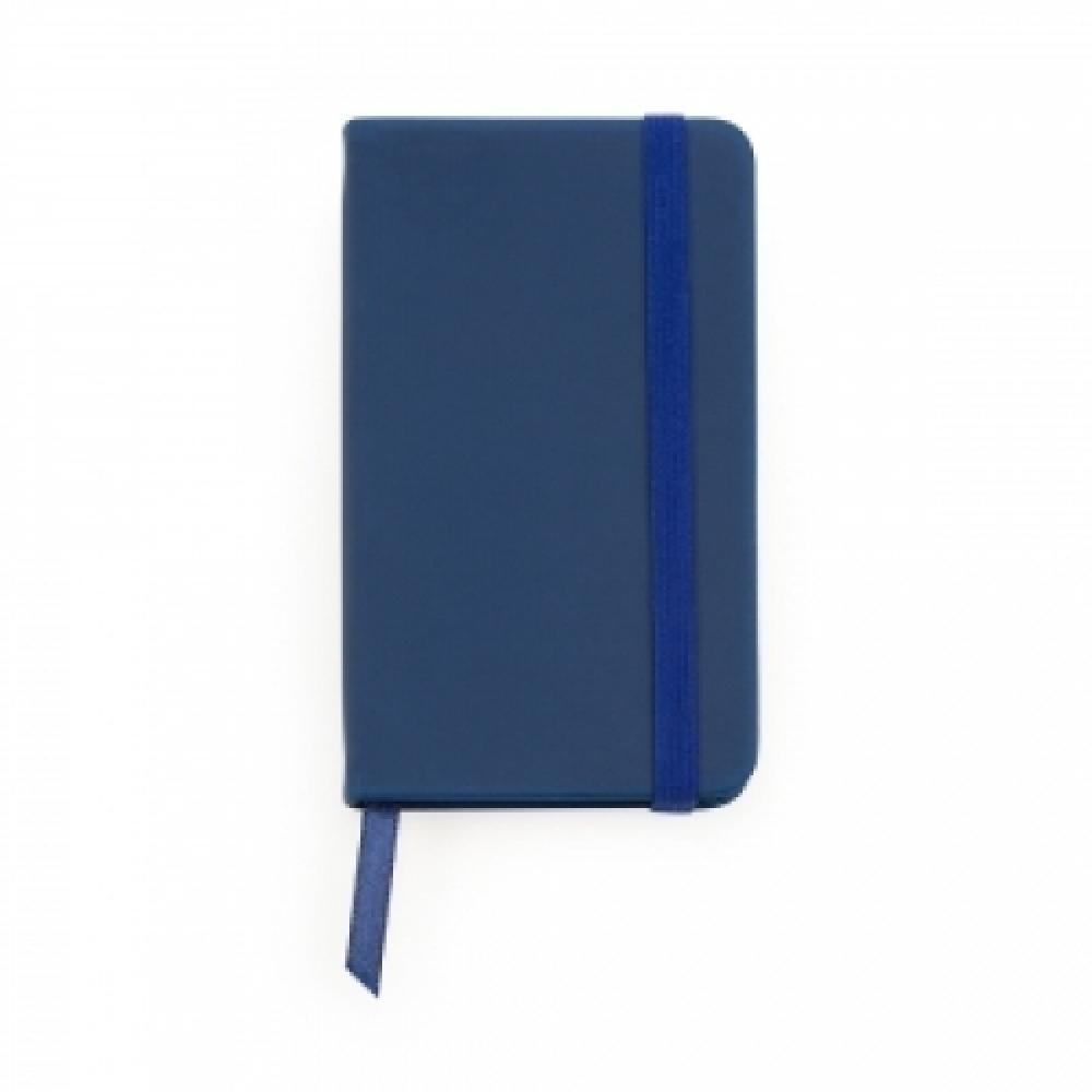 Caderneta tipo Moleskine-12513S