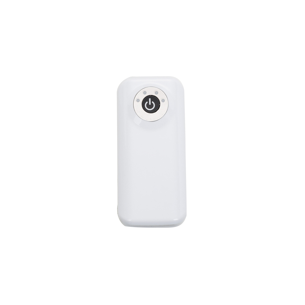 Power Bank Plástico com Indicador Led e Lanterna-12792