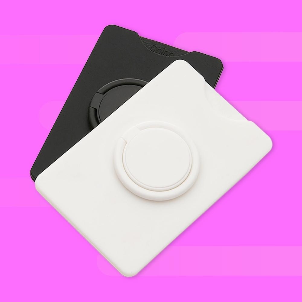 Porta-cartões para Celular e Suporte para segurar-BG064