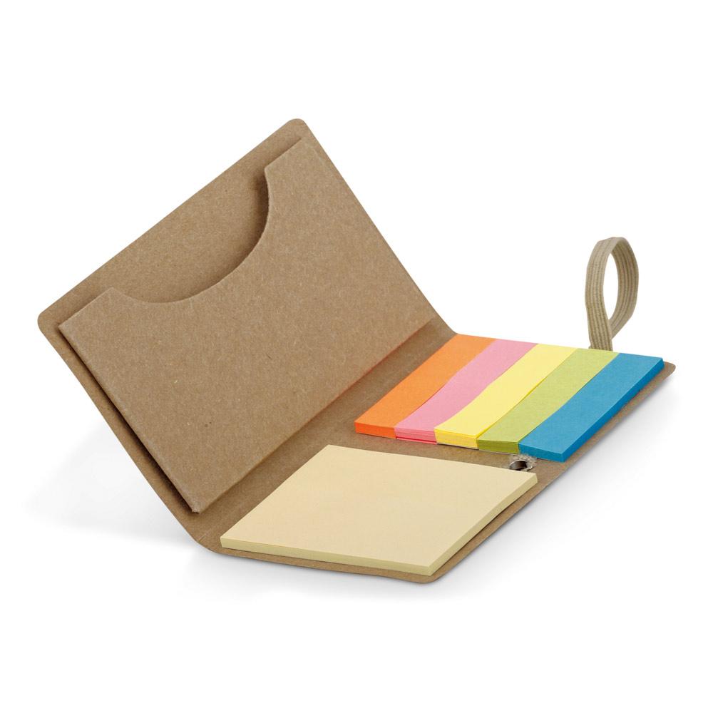 Caderno. Cartão