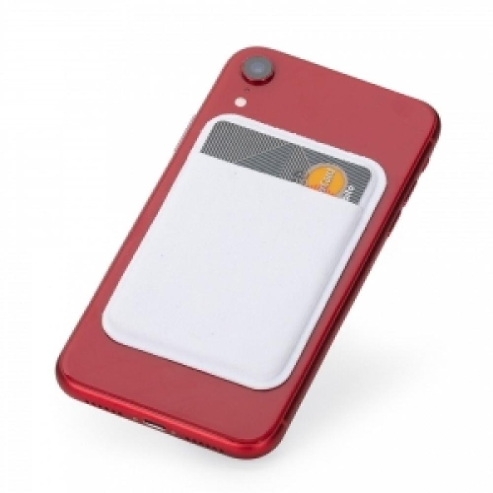 Adesivo Porta Cartão de Lycra para Celular
